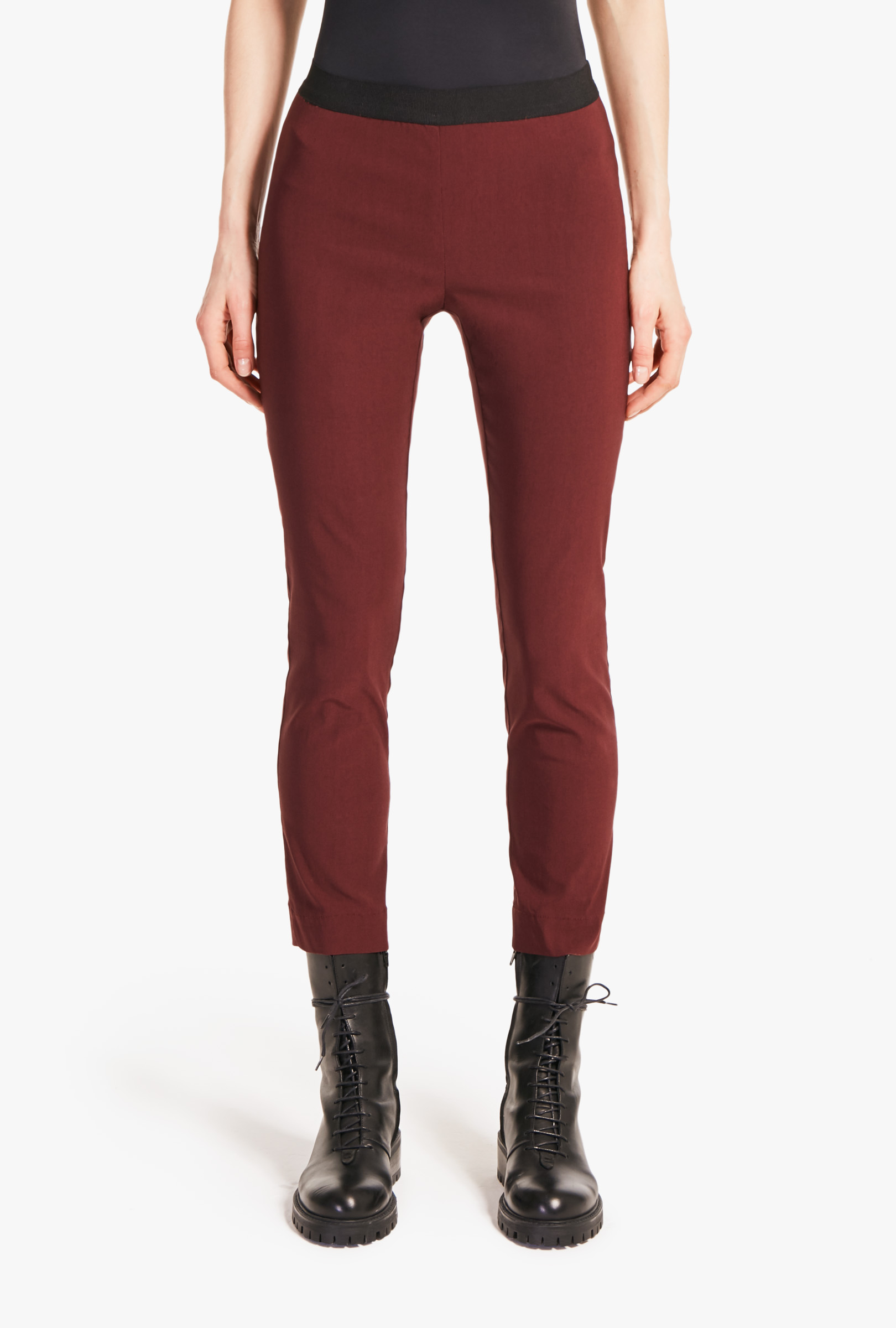 Leggings in viscosa