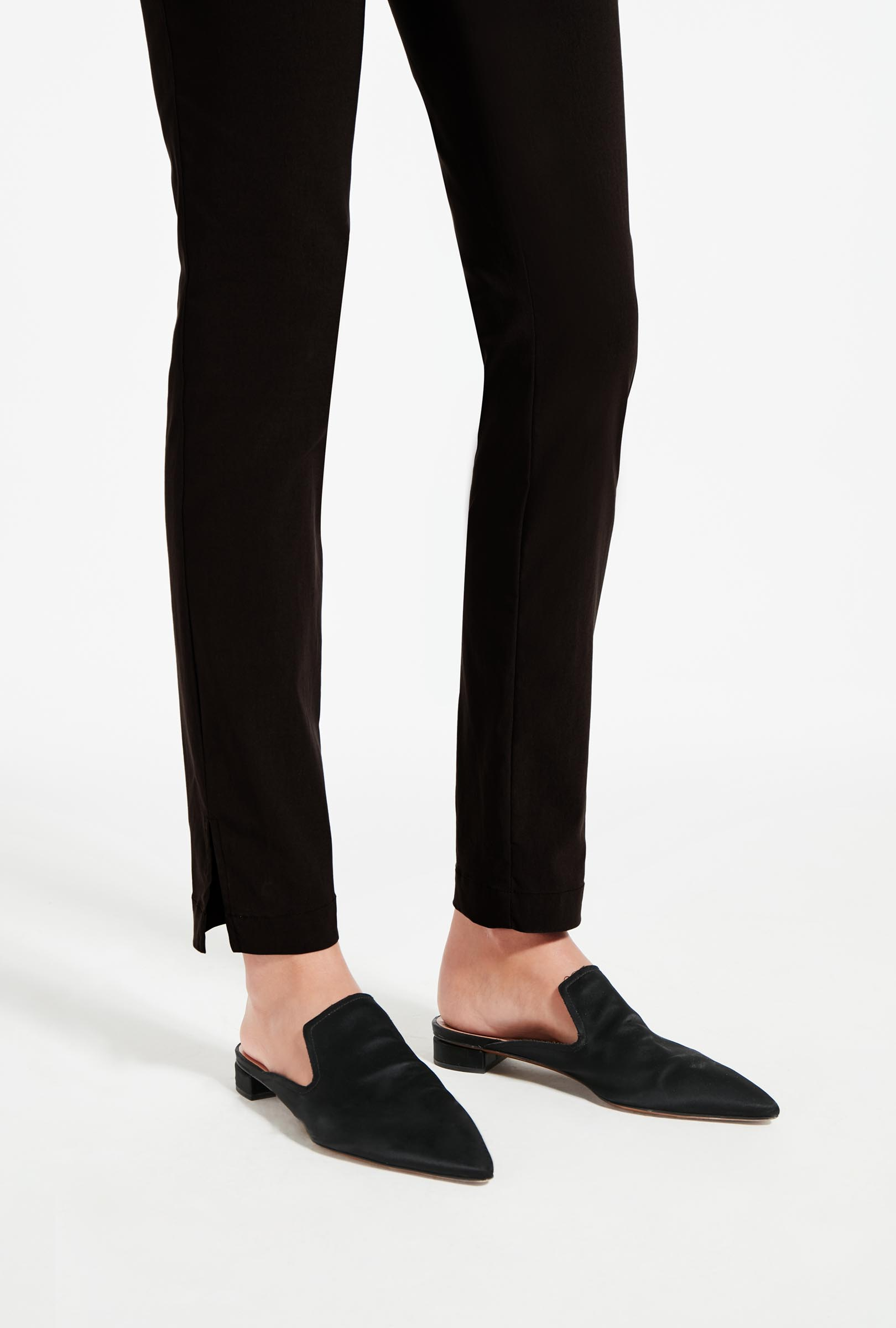 Technical viscose leggings