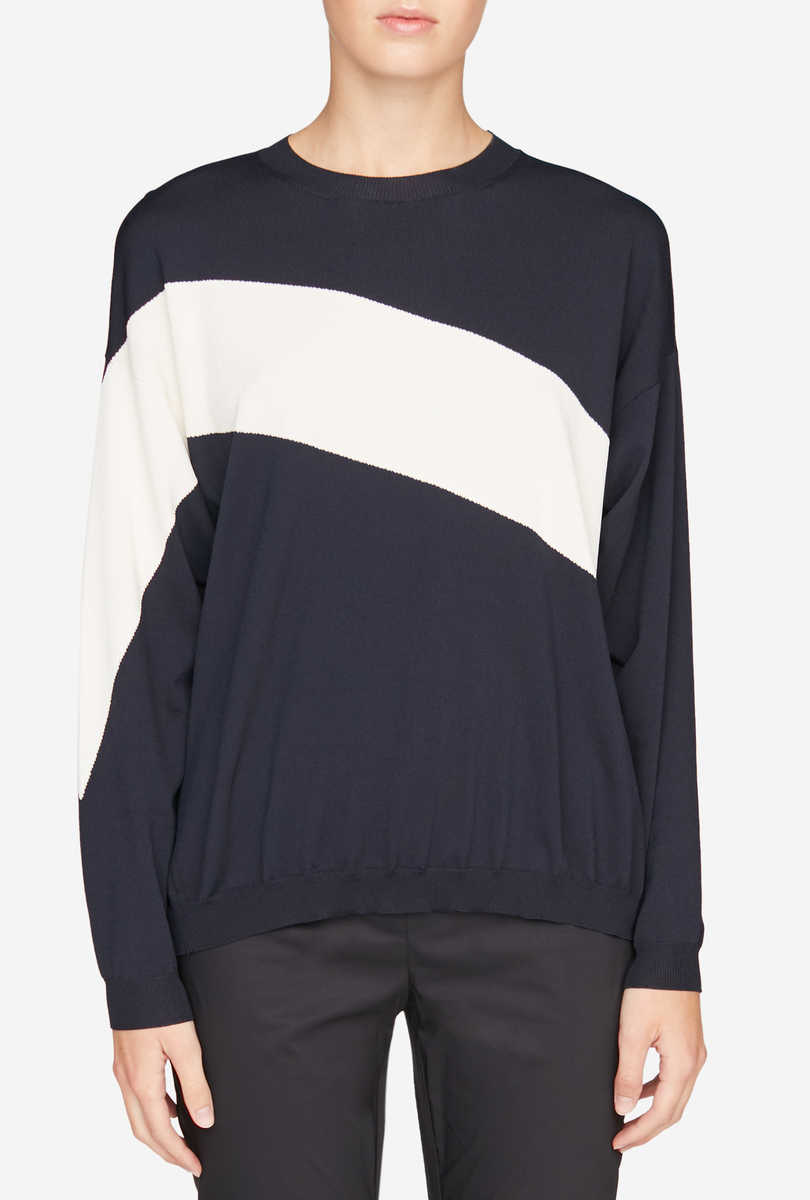 Straight-cut jumper